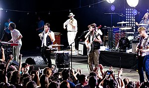 Juno Award for International Album of the Year - Mumford & Sons won the award in 2013 for their album, Babel.