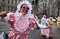 Mummers Parade on New Year's day, Philadelphia, Pennsylvania LOC 11586334125.jpg