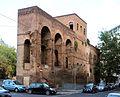 Mura aureliane in via campania a roma.jpg