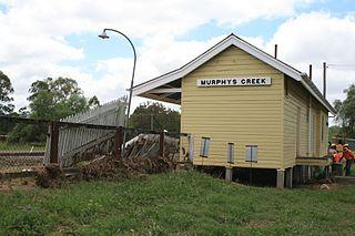 Murphys Creek Railway Complex