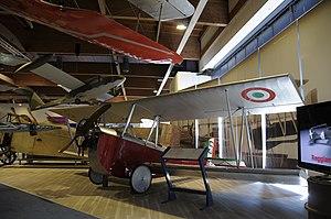 Museo dell'Aeronautica Gianni Caproni M.20.JPG