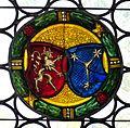 Nürnberg Lorenzkirche - Wappenscheibe Scheurl Geuder.jpg