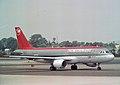 N317US (cn 197) Airbus A320-211 Northwest Airlines. (5898061277).jpg
