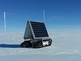 Robot GROVER, en Islande - image NASA