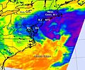 NASA Gets an Infrared Look into the Atlantic Nor'easter (8164874661).jpg