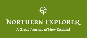 Northern Explorer - Image: NEX Logo with byline 800x 357