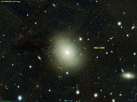 Image illustrative de l'article NGC 3308
