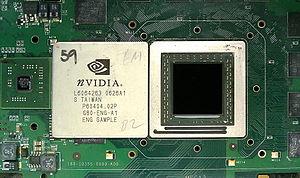 Tesla (microarchitecture) - GPU NVIDIA G80