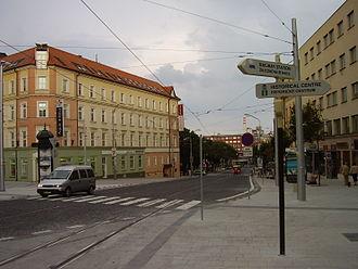 SNP Square (Bratislava) - Image: Namsnpba
