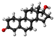 Nandrolone molecule ball.png