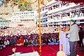 Nankhari-Then CM Virbhadra Singh during Speech in Govt. Model Sr. Sec. School, Nankhari.jpg