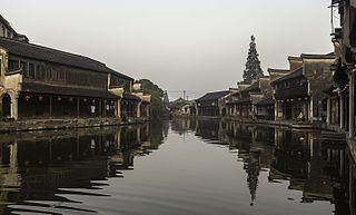 Nanxun,  Zhejiang Sheng, China