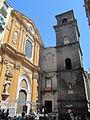 Napoli - Basilica di San Lorenzo Maggiore.JPG