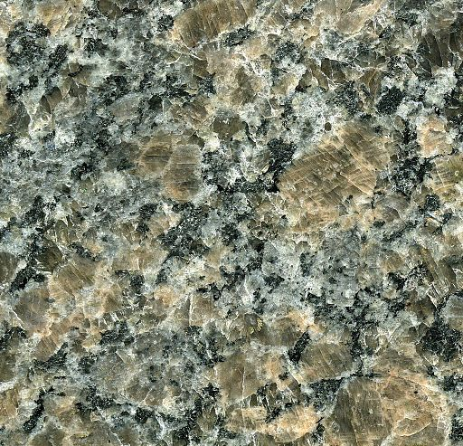 Nara Brown Granite (charnockite) Quebec