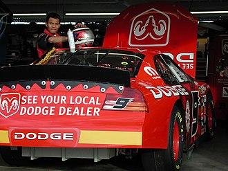 Kasey Kahne - Kahne's 2004 No. 9 Dodge