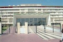 Il Palazzo del Parlamento del Senegal