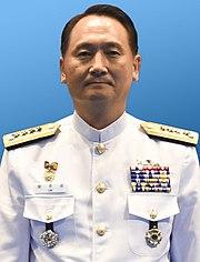 Navy (ROKN) Admiral Um Hyun-seong 해군대장 엄현성 (US Navy photo 170905-N-TB148-264, 20170905 International Seapower Symposium).jpg
