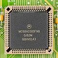 Nedap ESD1 - mainboard - Motorola MC68HC000FN8-0695.jpg