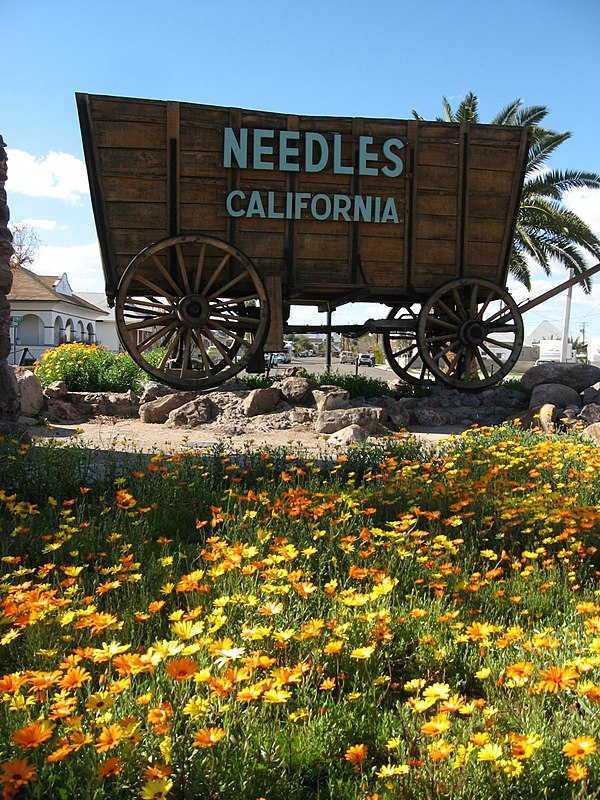 Needles (CA) United States  city pictures gallery : needles california needles mojave 'aha kuloh is a city located in the ...