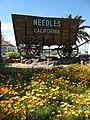 NeedlesCAsignflowersJan09.jpg