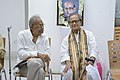 Nemai Ghosh Converse With Somendranath Bandyopadhyay - Kolkata 2019-04-17 0525.JPG