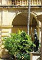 Neptun-Statue Großmeisterpalast Valletta .JPG