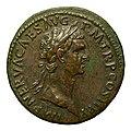Nerva sesterce Galica 15835 avers.jpg