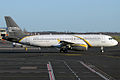 Nesma Airlines, SU-NMB, Airbus A320-232 (16430375836).jpg