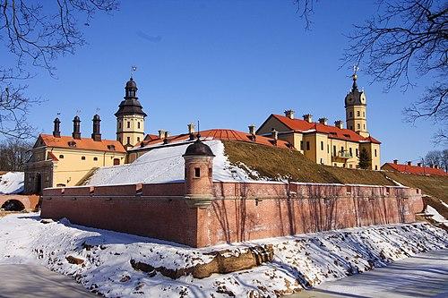 Nesvizh Castle 2011.JPG