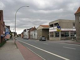 Neubeckumer Straße in Beckum