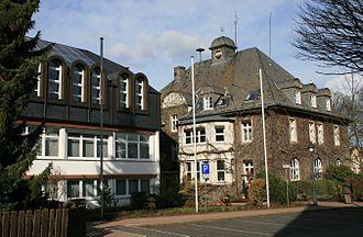 Neuenrade - Town hall in Neuenrade
