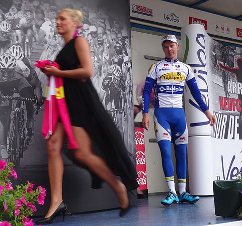 Neufchâteau - Tour de Wallonie, étape 3, 28 juillet 2014, arrivée (E28).JPG