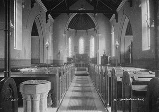 church, New Radnor