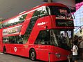 New Routemaster bus LT3 on display in front of the Suntec Singapore International Convention and Exhibition Centre - 20140208.jpg