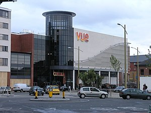 Vue Cinemas - Vue in Swansea