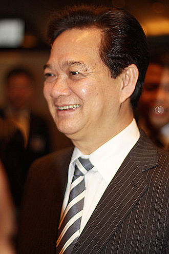 Prime Minister of Vietnam - Image: Nguyen Tan Dung 2012