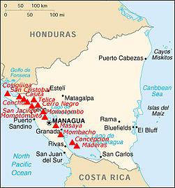 Nicaragua map vulcani.jpg
