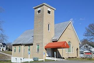 Nickelsville, Virginia Town in Virginia, United States