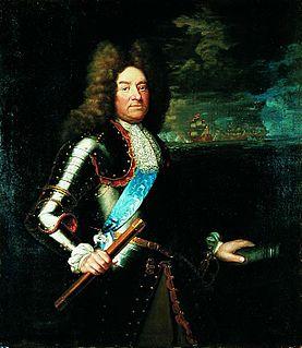 Niels Juel 17th-century Danish admiral