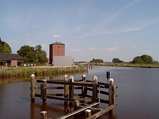 Westerwoldsche Aa near Nieuweschans
