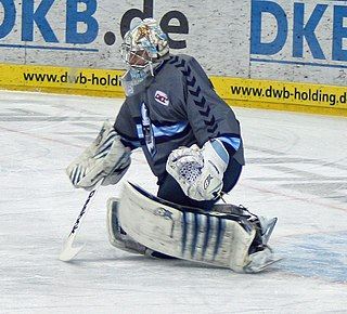 Niklas Treutle German ice hockey player