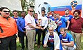 Nikolay Kudashev at a Football Tournament for Diplomatic Community ahead of the FIFA World Cup 2018, in New Delhi (2).JPG
