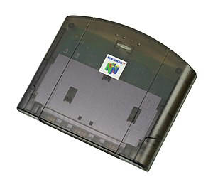 64DD - The Nintendo 64 modem cartridge, bundled with the Randnet subscription.