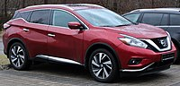 Nissan Murano Platinum IMG 0914.jpg