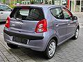 Nissan Pixo 20090809 rear.JPG