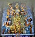 Nobo Durga Mata in Shakta Rash.jpg