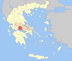 Χάρτης της Ελλάδας με {{{Όνομα}}}