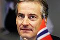Norges utrikesminster Jonas Gahr Stoere vid Nordiska radets session i Helsingfors. 2008-10-27 (3).jpg