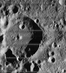 古达克陨石坑