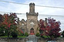 Centra Norristown Historia Distrikto